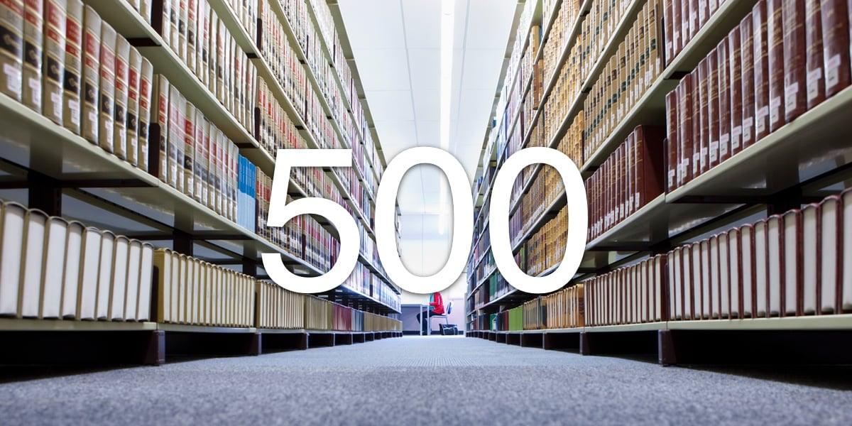 Plus de 500 ebooks gratuits pour apprendre la programmation