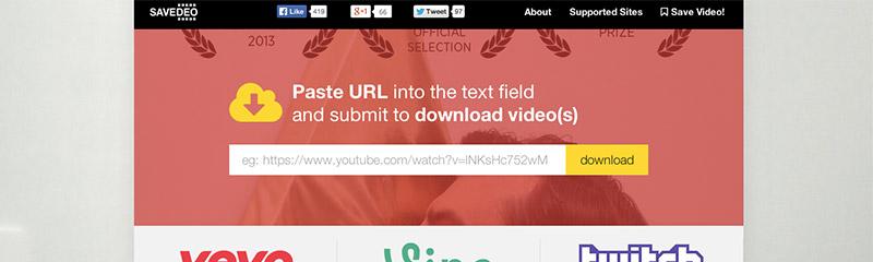 Télécharger les vidéos en streaming sur votre PC (YouTube, Vimeo, Facebook)