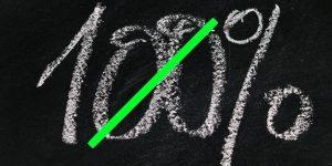 Ta meilleure résolution pour 2019 : 1% x 365 > 100% x 30