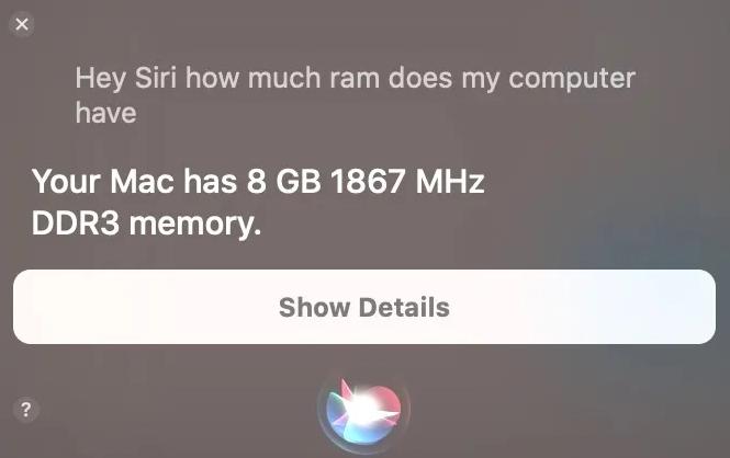 requêtes Siri sur Mac choses surprenantes que tu peux faire